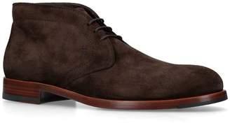 Tod's Polacco Chukka Boots