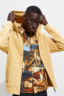 Urban Outfitters Full-Zip Hoodie Sweatshirt