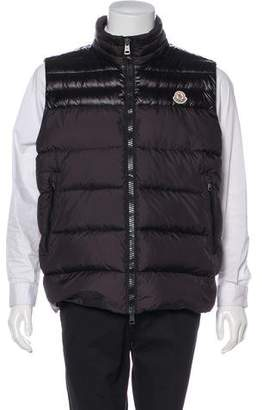 Pre-Owned at TheRealReal · Moncler Dupres Down Vest