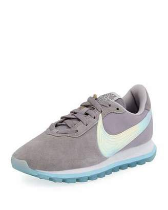 Nike Pre-Love O.X. Suede Sneaker with Holograph Swoosh