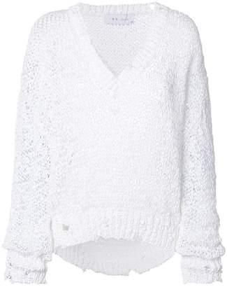 IRO V-neck knit jumper