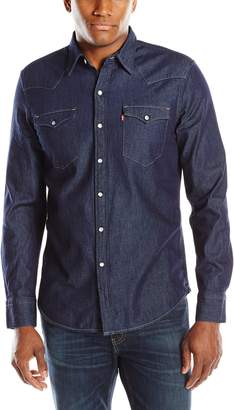 Levi's Men's Barstow Western Shirt