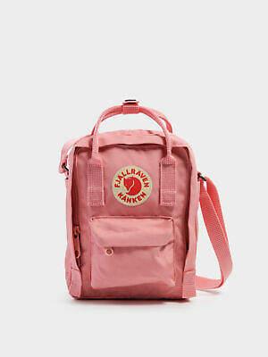 Fjallraven New Womens Kanken Sling Bag In Pink Bags Backpacks