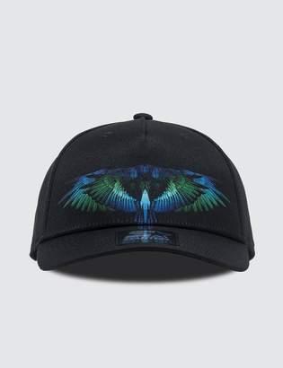 Marcelo Burlon County of Milan Blue Wings Cap
