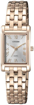 Citizen EJ6123-56A Rose Gold Watch