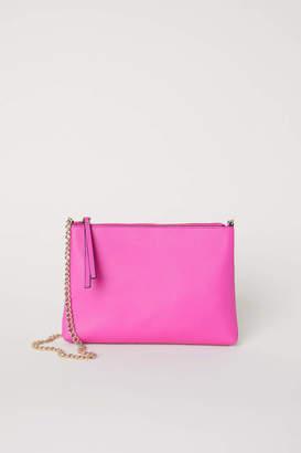 H&M Shoulder Bag - Neon pink - Women