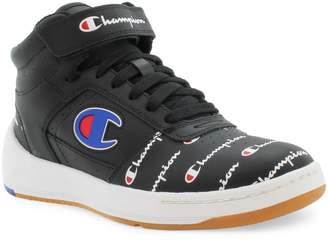 Champion Court Borough Mid Print Sneakers