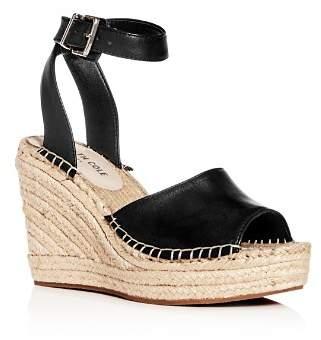 Kenneth Cole Women's Olivia Espadrille Wedge Sandals