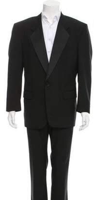Pierre Balmain Wool Tuxedo Jacket black Wool Tuxedo Jacket