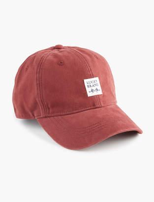 Lucky Brand Mark Of Good Luck Hat