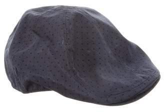 Dolce & Gabbana Polka Dot Newsboy Hat w/ Tags