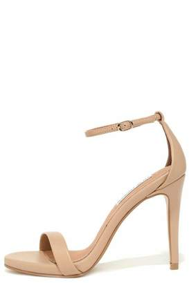 Steve Madden Stecy Nude $79.95 thestylecure.com