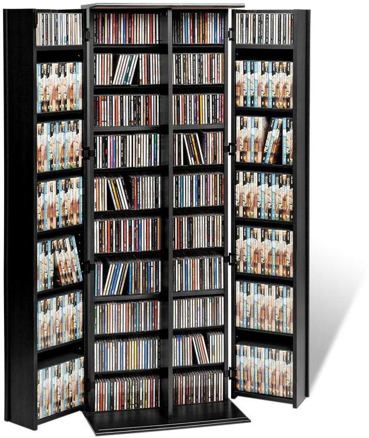 Prepac Large Deluxe Storage with Lock