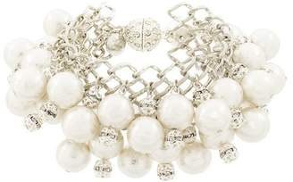 Moy Paris multi layer pearl bracelet