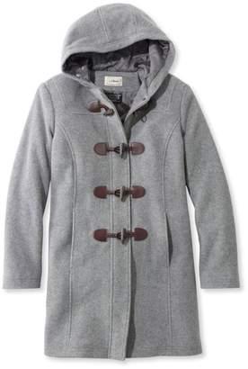 L.L. Bean L.L.Bean Classic Lambswool Duffel Coat