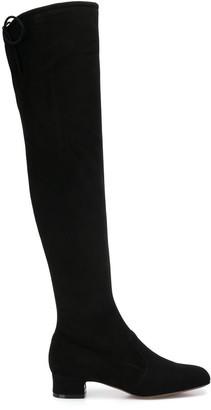L'Autre Chose over-the-knee boots