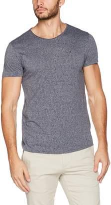 Tommy Hilfiger Men's Original Melange Logo T-Shirt