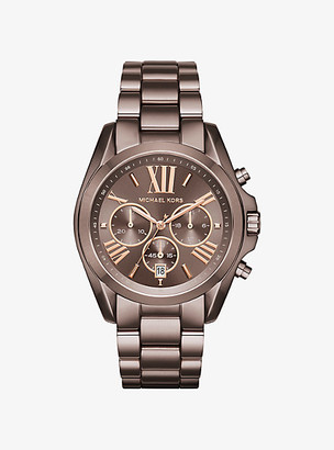 Michael Kors Oversized Bradshaw Sable-Tone Watch
