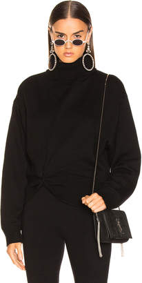Alexander Wang Double Layered Turtleneck Sweater