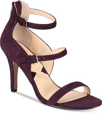 Adrienne Vittadini Georgino Dress Sandals Women Shoes
