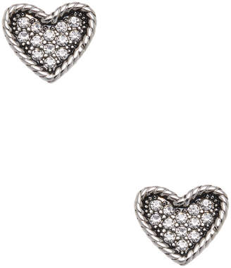 Marc by Marc Jacobs Jewelry Heart Studs