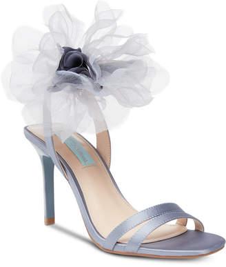 89cdb9f9a Betsey Johnson Blue by Yasmi Dress Sandals Women Shoes