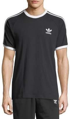 adidas Men's Three-Stripe T-Shirt