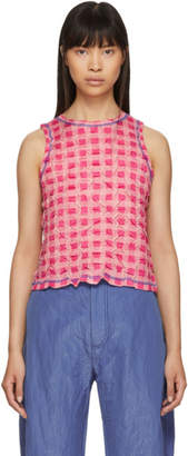 Pink Check ShopStyle