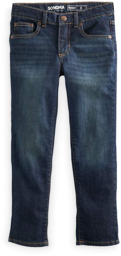 Sonoma Goods For Life Boys 4-7x SONOMA Goods for Life Skinny Jeans