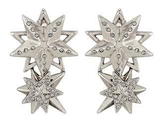 House Of Harlow Star Cluster Earrings
