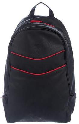 Puma x Ferrari F1 Club Vegan Leather Backpack