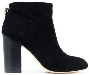 d306c8fa5c9 Tory Burch Black Suede Boots For Women - ShopStyle UK
