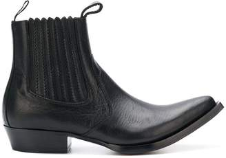 Givenchy Western ankle boots