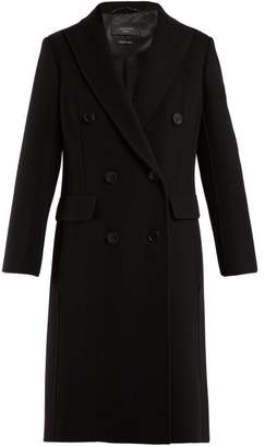 Max Mara Lillo Coat - Womens - Black