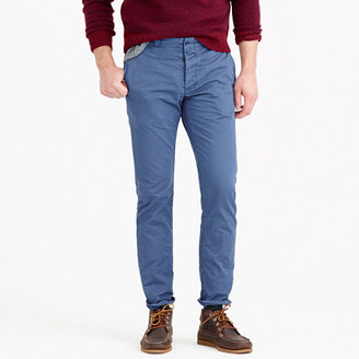 Wallace & Barnes chino in Italian twill $138 thestylecure.com