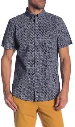 Ben Sherman Ditsy Floral Short Sleeve Shirt