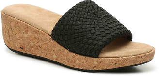 Adrienne Vittadini Davis Wedge Sandal - Women's