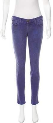 Current/Elliott Snakeskin Print Jeans