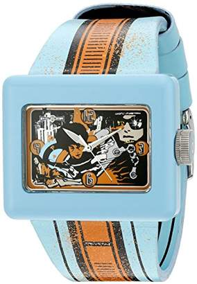EOS New York Unisex REV01TUR Revenj Limited Edition Soul Traffic Watch