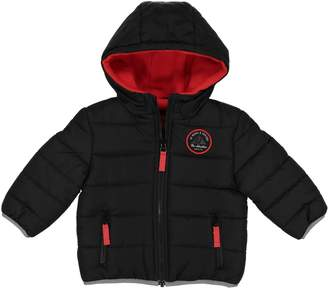 Carter's Baby Boy Quilted Hooded Heavyweight Jacket