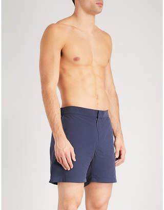 Derek Rose Solid swim shorts