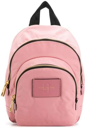 Marc Jacobs mini double zip backpack