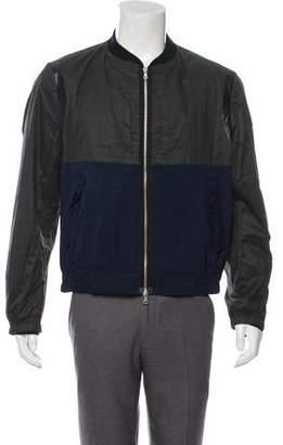 Dries Van Noten Colorblock Lightweight Jacket