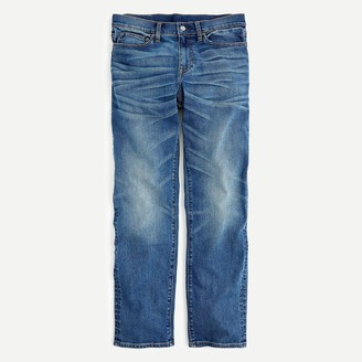 J.Crew 1040 Athletic-fit jean in stretch broken-in Japanese denim