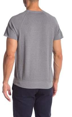 Save Khaki French Terry Crew Neck Sweatshirt