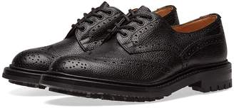 Tricker's Trickers Commando Sole Ilkley Derby Brogue