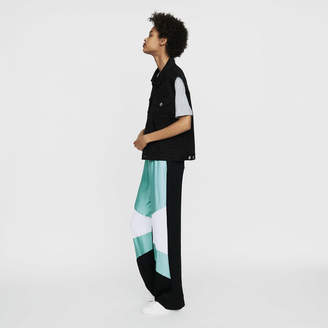 Maje Wide multicolored pants