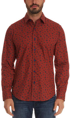 Robert Graham Cold Spring Classic Fit Woven Shirt