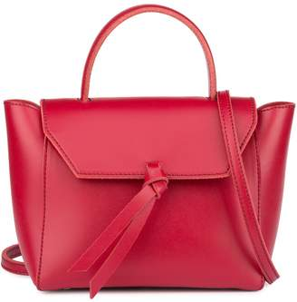Alexandra de Curtis JK Mini Satchel Red