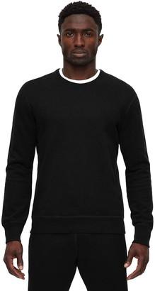 Reigning Champ Side-Zip Crewneck Sweatshirt - Men's